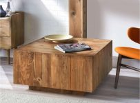 West Elm Inspired Coffee Table